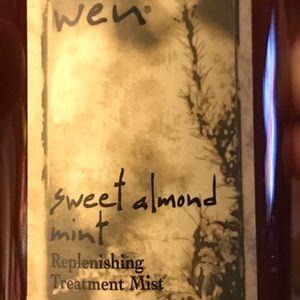 Wen Accessories - Sweet Almond Replenishing Treatment Mist New